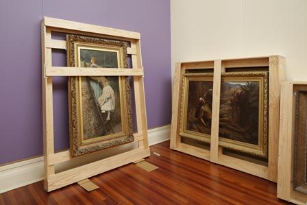 Sarjeant Gallery Whanganui | Ornate Frames