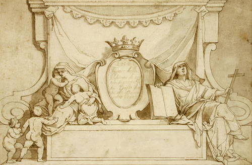 bernadino-poccetti-title-page-drawings-of-the-passion-of-our-lord-jesus-christ