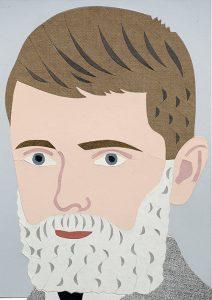 Gavin Hurley, Boy with John Tylee Beard