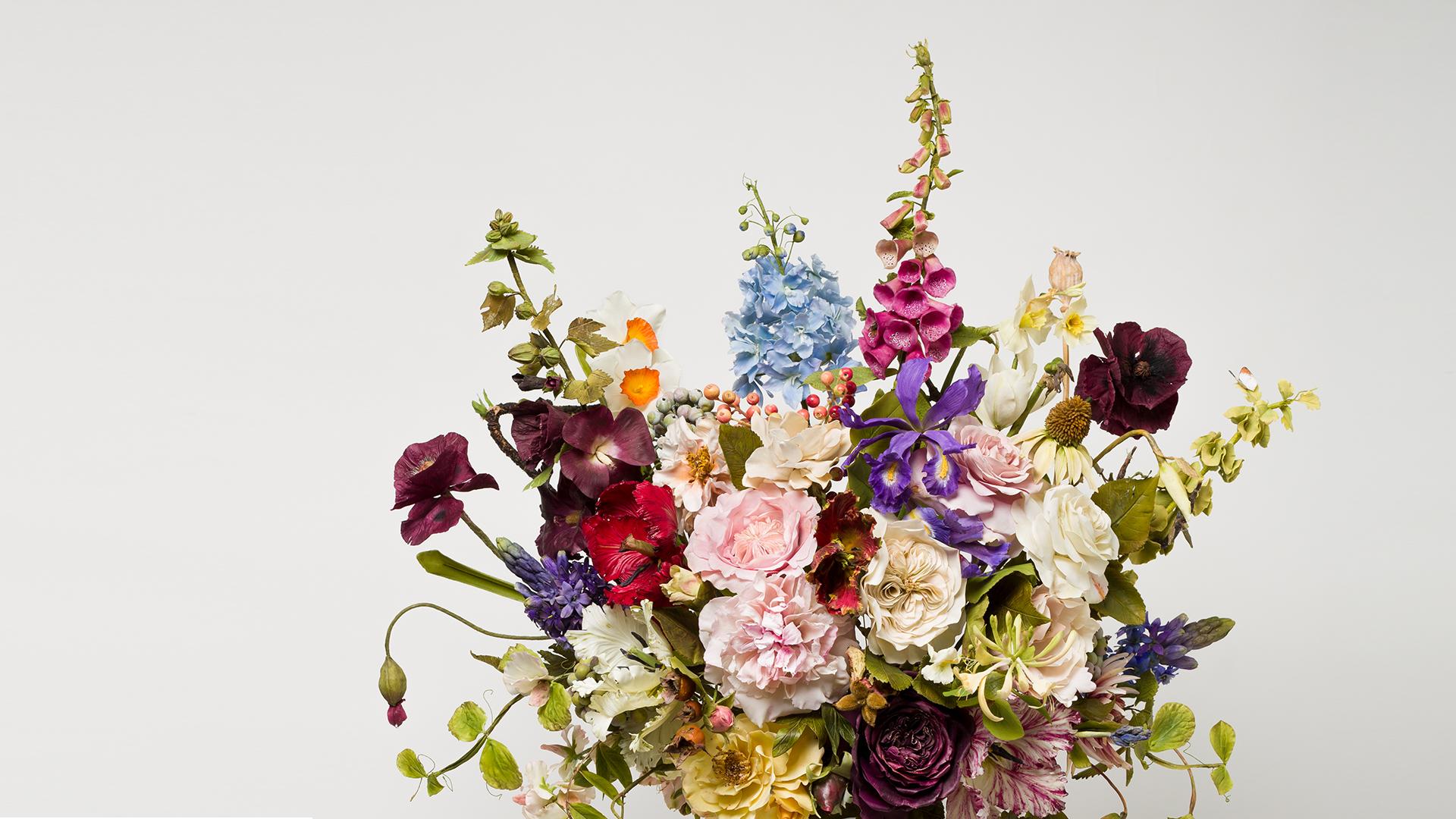 Tracy Byatt: An Impossible Bouquet