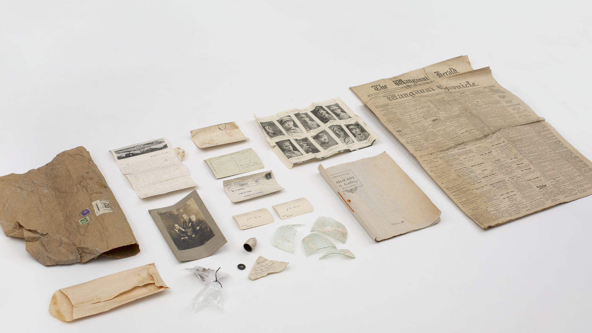 Time Capsule Discovered During Sarjeant Gallery Redevelopment